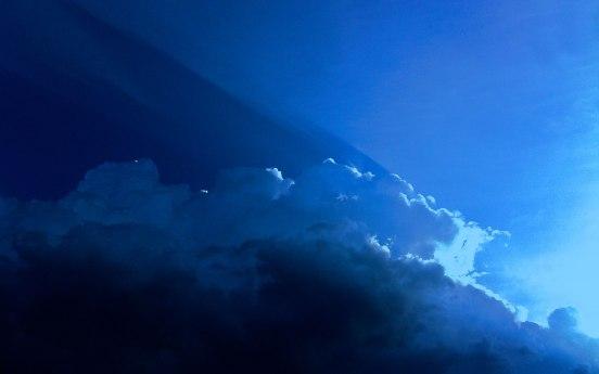 Blue Clouds Desktop
